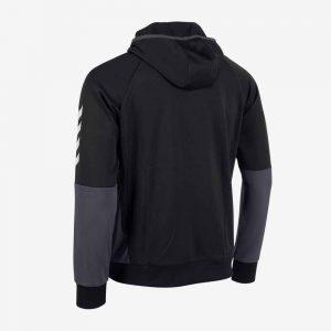 Afbeelding Hummel Authentic Pro Hooded Half Zip Hoodie zwart