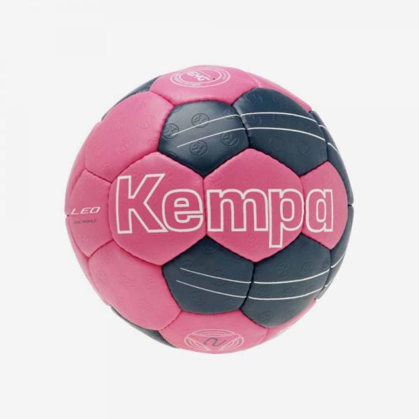 Afbeelding kempa leo handbal roze zwart