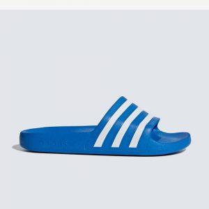 Afbeelding Adidas Adilette Aqua badslippers blauw