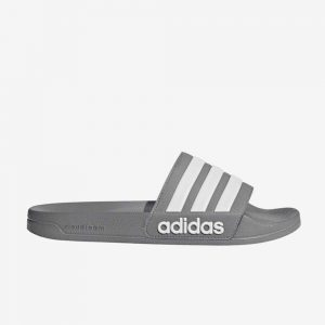 Adidas Adilette douche slippers grijs