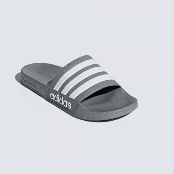 Afbeelding Adidas Adilette douche slippers grijs