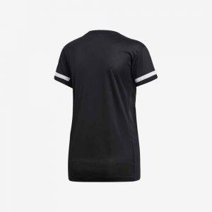Afbeelding Adidas T19 Tee dames sportshirt zwart