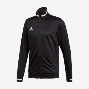 Afbeelding Adidas T19 track jacket trainingsjas heren zwart