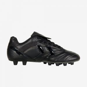 Afbeelding Hummel Nappa Nero FG zijkant rechts voetbalschoenen zwart