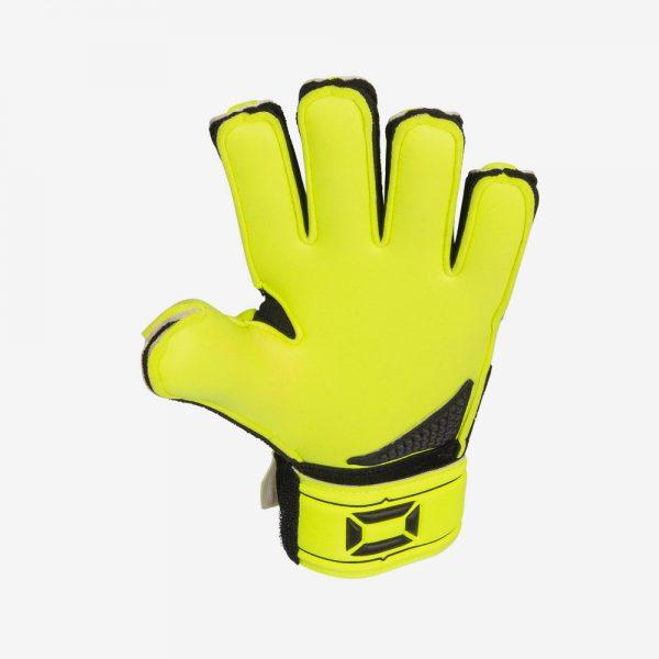 Afbeedling Stanno Hardground JR keepershandschoenen geel