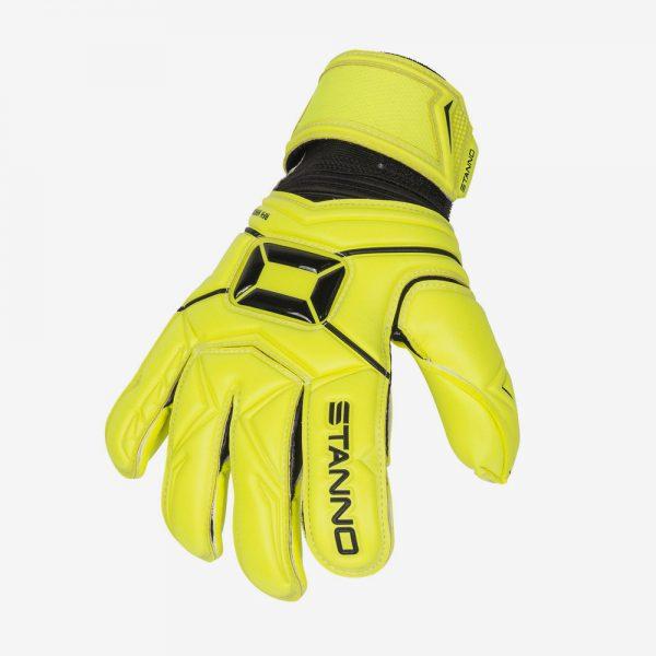 Afbeedling Stanno Hardground RFH keepershandschoenen geel