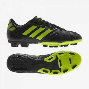 Afbeelding Adidas Nitrocharge 3.0 TRX FG voetbalschoenen zwart