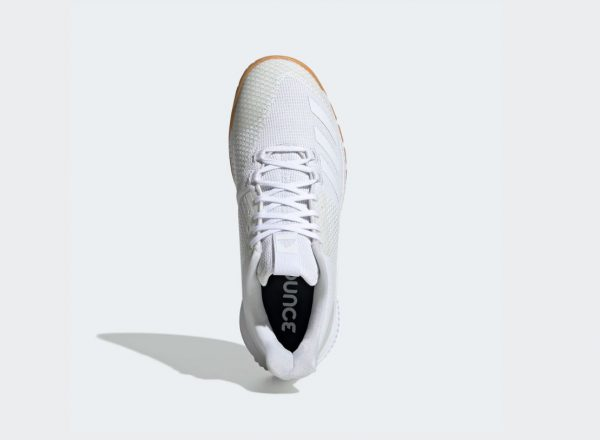 Afbeelding Adidas Crazyflight Bounce 3 indoorschoen dames wit