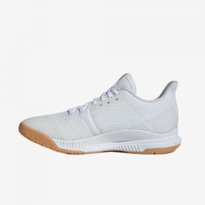Afbeelding Adidas Crazyflight Bounce 3 indoorschoen dames wit