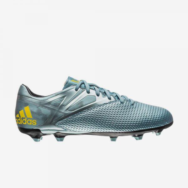Afbeelding Adidas Messi 15.3 FG/AG voetbalschoenen blauw
