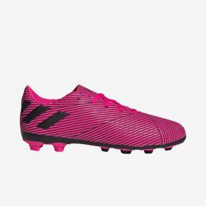 Afbeelding Adidas Nemeziz 19.5 FxG junior voetbalschoenen rechterschoen