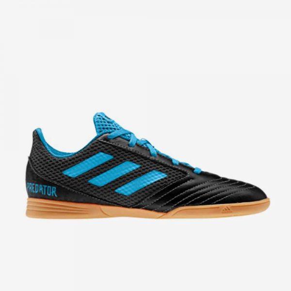 Afbeelding Adidas Predator 19.4 IN Sa Junior zaalvoetbalschoen zwart rechterschoen