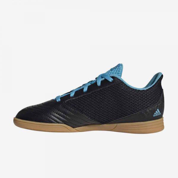 Afbeelding Adidas Predator 19.4 IN Sa Junior zaalvoetbalschoen zwart binnenzijde schoen