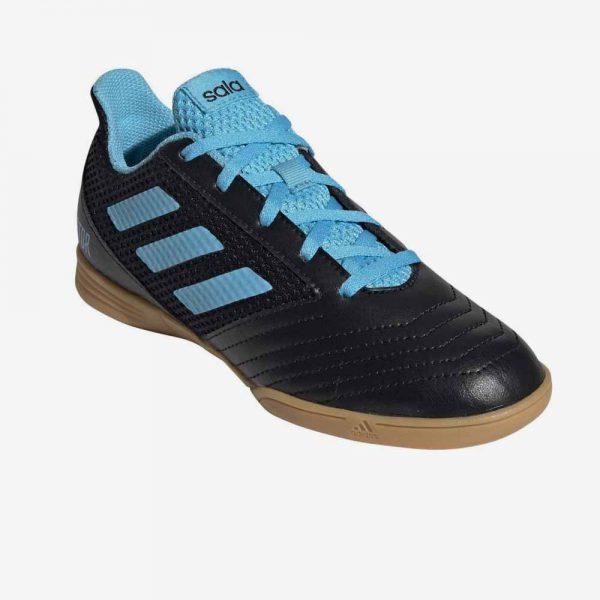 Afbeelding Adidas Predator 19.4 IN Sa Junior zaalvoetbalschoen zwart