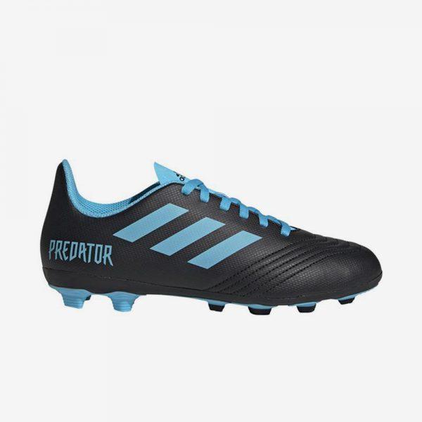 Afbeelding Adidas Predator 19.4 FxG voetbalschoenen zwart