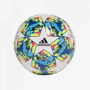 Afbeelding Adidas UCL finale 19 capitano bal voetbal wit