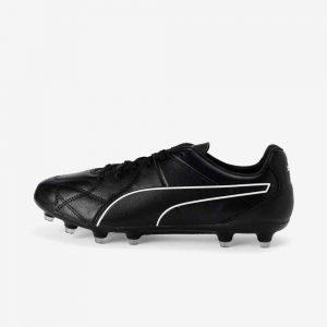 Afbeelding Puma King Hero FG voetbalschoenen zwart linkerschoen