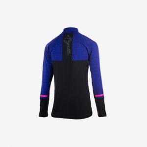 Afbeelding Rogelli cosmic runningtop dames blauw roze