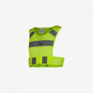 Afbeelding Rogelli Manhattan reflectievest fluor geel