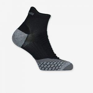 Afbeelding Rogelli hardloopsokken zwart grijs