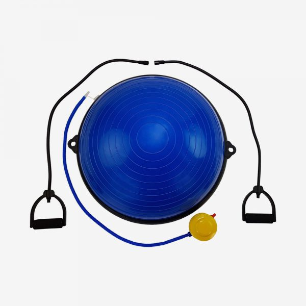 Afbeelding Tunturi Blance trainer inclusief tubings blauw