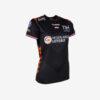Afbeelding Hummel WK 2019 shirt Nederlandse handbaldames korte mouw zwart