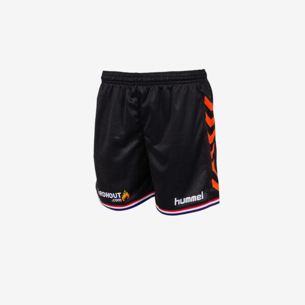 Afbeelding Hummel WK 2019 short Nederlandse handbaldames zwart