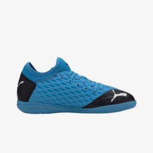 Afbeelding Puma Future 5.4 IT Junior zaalvoetbalschoenen blauw