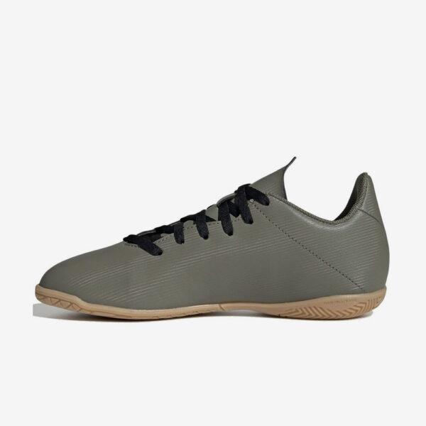 Afbeedling Adidas X 19.4 zaalvoetbalschoenen groen