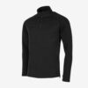 Afbeelding Stanno Functionals 1/4 zip top sweater zwart