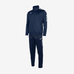 Afbeelding Hummel trainingspak junior marine