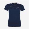 Afbeelding Hummel Valencia shirt marine inclusief logo svww