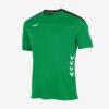 Afbeelding Hummel Valencia sportshirt junior groen