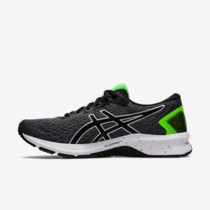 Afbeelding Asics GT 1000 9 hardloopschoenen heren zwart groen