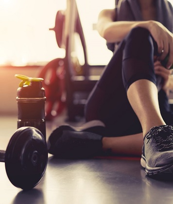 Afbeelding fitness artikelen