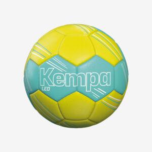 afbeelding kempa leo handbal turquoise geel
