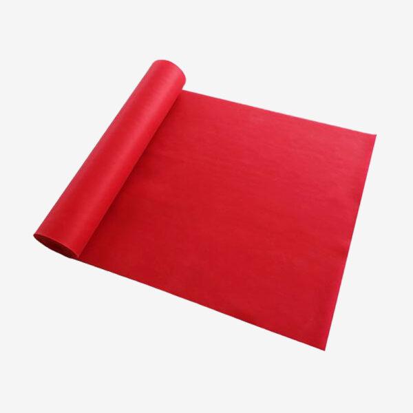 Afbeelding Sportec fitness elastiek rood