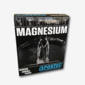 Afbeelding Sportec magnesiumblokken 8 stuks