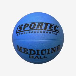 Afbeelding Sportec Medicijnbal blauw