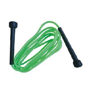 Afbeelding Sportec springtouw groen