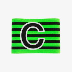 Afbeelding Stanno captain armband aanvoerdersband groen