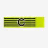 Afbeelding Stanno catain armband aanvoerdersband geel