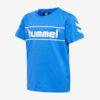 Afbeelding Hummel Jaki shirt blauw voorkant