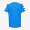 Afbeelding Hummel Jaki shirt blauw achterkant