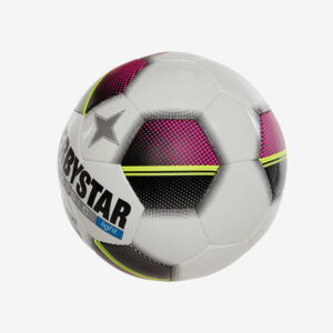Afbeelding Derbystar classic light ladies voetbal roze wit