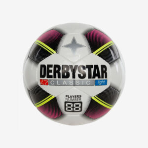 Afbeelding Derbystar classic light ladies roze wit