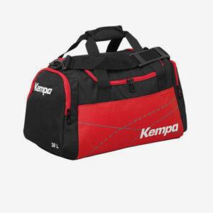 Afbeelding Kempa Teamline Sportsbag sporttas rood zwart