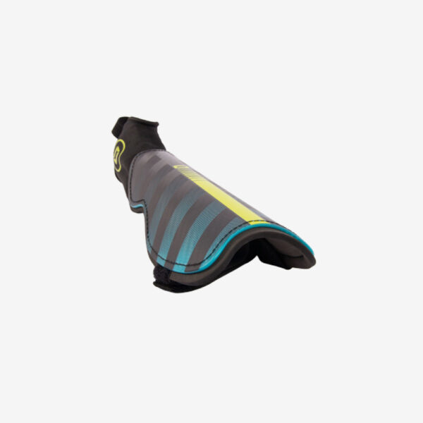 Afbeelding Stanno Liga 3 scheenbeschermer blauw geel