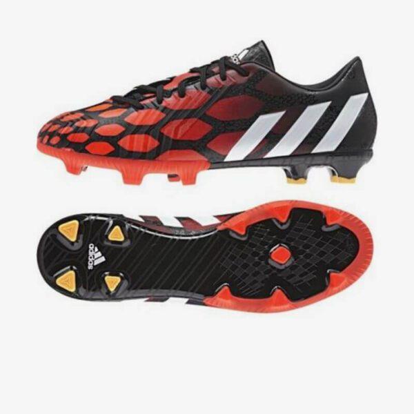 Afbeelding Adidas Absolado instinct fg voetbalschoenen rood zwart