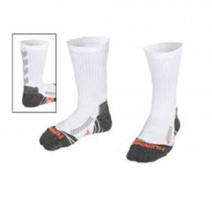 Afbeelding Hummel chevron sock sokken witgrijs